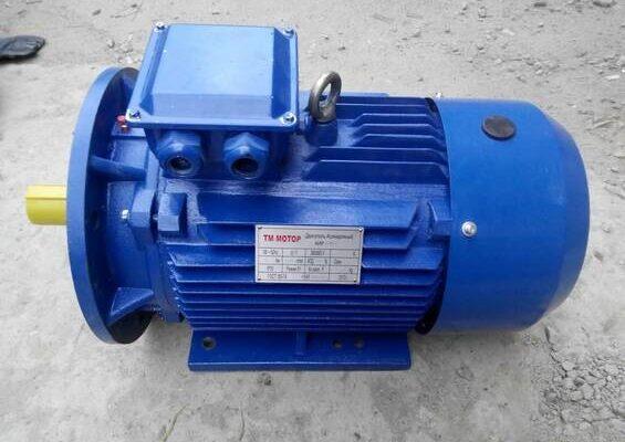 Электродвигатель АИР 15 квт - фото на складе в Киеве