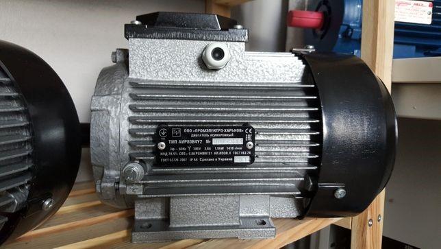 Асинхронный электро-мотор АИР