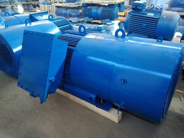 Крановые электродвигатели МТН на складе
