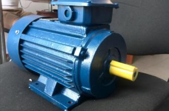 Электромотор АИР112М2