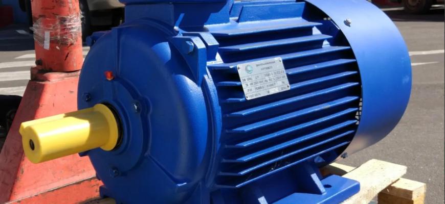 Двигатель асинхронный АИР 160 М2 купить Украина
